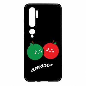 Etui na Xiaomi Mi Note 10 Jabłka w miłości