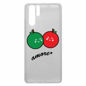 Etui na Huawei P30 Pro Jabłka w miłości