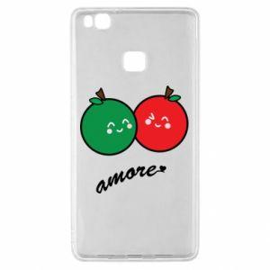 Etui na Huawei P9 Lite Jabłka w miłości