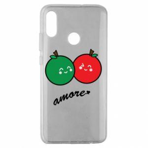 Etui na Huawei Honor 10 Lite Jabłka w miłości