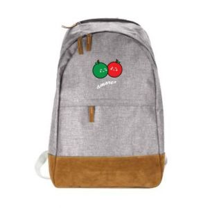 Miejski plecak Jabłka w miłości