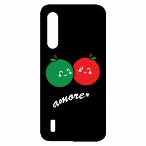 Etui na Xiaomi Mi9 Lite Jabłka w miłości