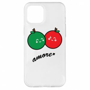Etui na iPhone 12 Pro Max Jabłka w miłości