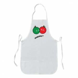 Apron Apples in love