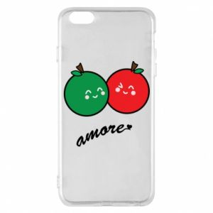 Phone case for iPhone 6 Plus/6S Plus Apples in love