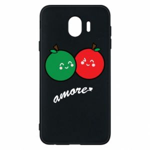 Phone case for Samsung J4 Apples in love