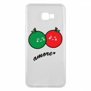 Phone case for Samsung J4 Plus 2018 Apples in love