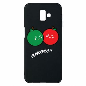 Phone case for Samsung J6 Plus 2018 Apples in love