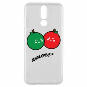 Phone case for Huawei Mate 10 Lite Apples in love - PrintSalon