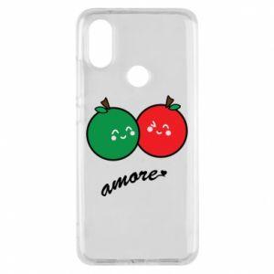 Etui na Xiaomi Mi A2 Jabłka w miłości