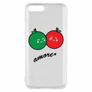 Etui na Xiaomi Mi6 Jabłka w miłości