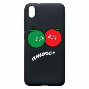 Etui na Xiaomi Redmi 7A Jabłka w miłości