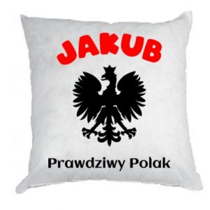 Pillow Jakub is a real Pole