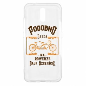 Nokia 2.3 Case Cycling gives you happiness