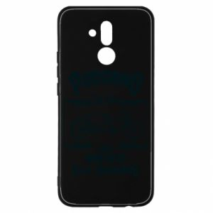 Huawei Mate 20Lite Case Cycling gives you happiness
