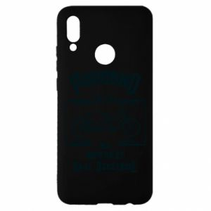 Huawei P Smart 2019 Case Cycling gives you happiness