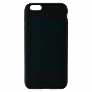 iPhone 6/6S Case Cycling gives you happiness