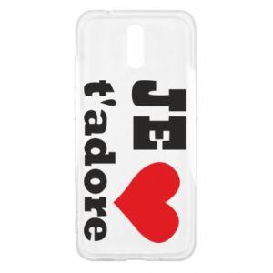 Etui na Nokia 2.3 Je t'adore