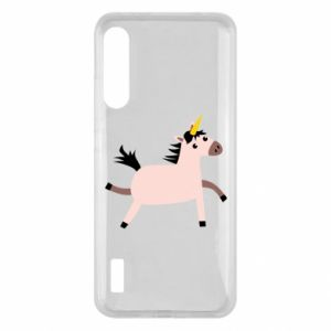 Xiaomi Mi A3 Case Golden Horn Unicorn