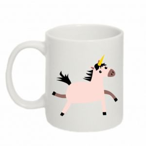 Mug 330ml Golden Horn Unicorn