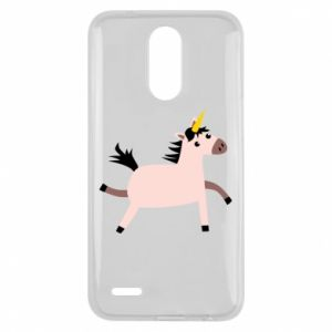 Lg K10 2017 Case Golden Horn Unicorn
