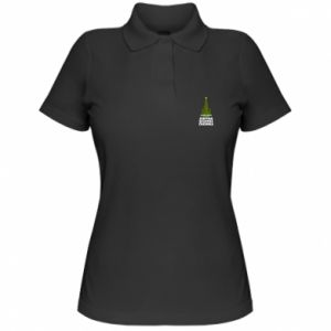 Women's Polo shirt The only right tree