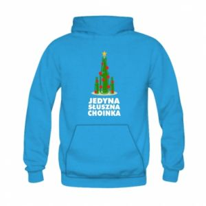 Kid's hoodie The only right tree