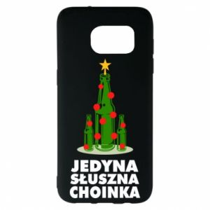 Samsung S7 EDGE Case The only right tree