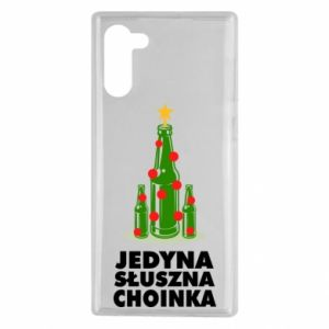 Samsung Note 10 Case The only right tree