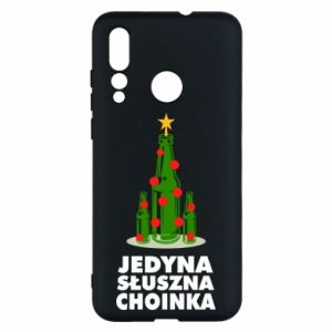 Huawei Nova 4 Case The only right tree