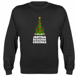Sweatshirt The only right tree