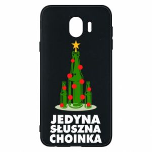 Samsung J4 Case The only right tree
