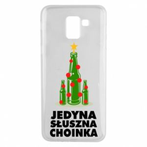 Samsung J6 Case The only right tree