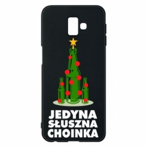Samsung J6 Plus 2018 Case The only right tree