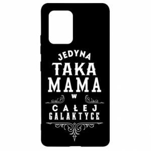 Samsung S10 Lite Case The only such mother