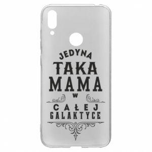 Etui na Huawei Y7 2019 Jedyna taka mama