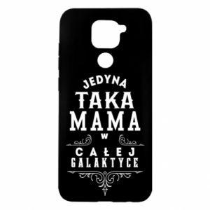 Etui na Xiaomi Redmi Note 9/Redmi 10X Jedyna taka mama