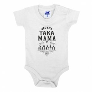 Baby bodysuit The only such mother