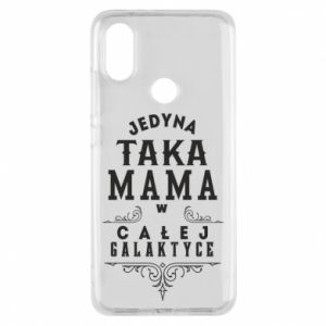 Phone case for Xiaomi Mi A2 The only such mother