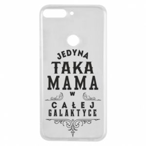 Phone case for Huawei Y7 Prime 2018 The only such mother