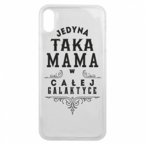 Phone case for iPhone Xs Max The only such mother