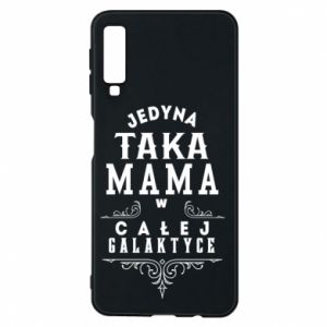 Phone case for Samsung A7 2018 The only such mother