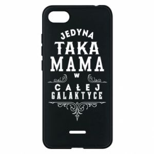 Phone case for Xiaomi Redmi 6A The only such mother
