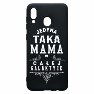 Phone case for Samsung A30 The only such mother