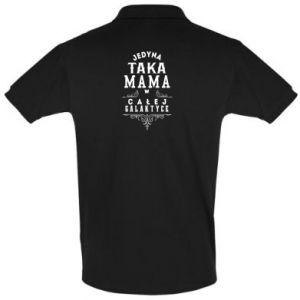 Koszulka Polo Jedyna taka mama