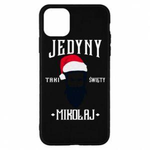 Etui na iPhone 11 Pro Jedyny taki Święty Mikołaj