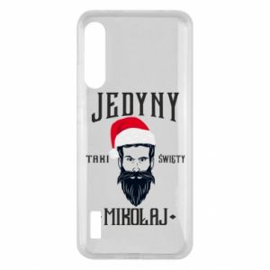 Etui na Xiaomi Mi A3 Jedyny taki Święty Mikołaj