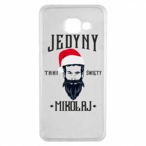 Etui na Samsung A3 2016 Jedyny taki Święty Mikołaj