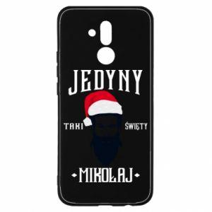 Etui na Huawei Mate 20 Lite Jedyny taki Święty Mikołaj