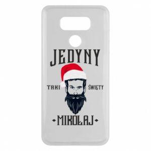 Etui na LG G6 Jedyny taki Święty Mikołaj
